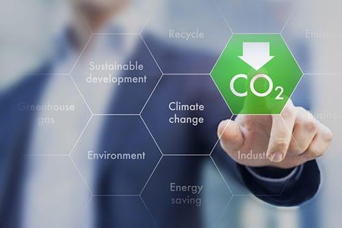 Messbare CO2-Minderung
